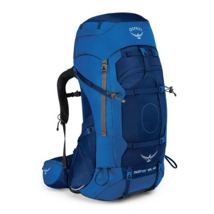 Osprey Aether AG 85l backpack mannen Neptune Blue