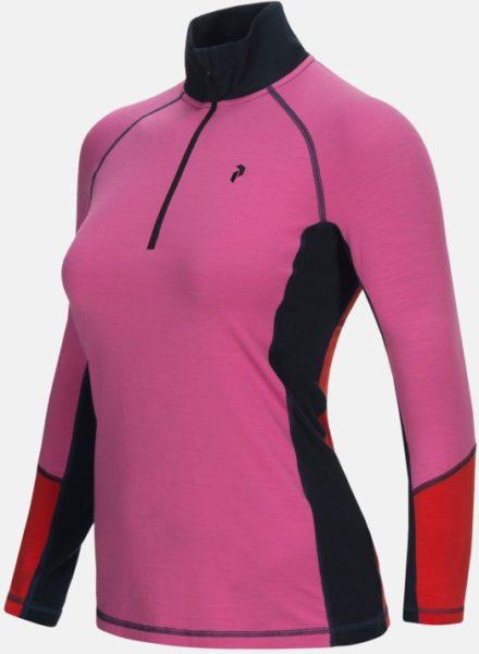 Peak performance Peak Performance dames's Merino Wool Blend Half-Zip (Overige kleuren)