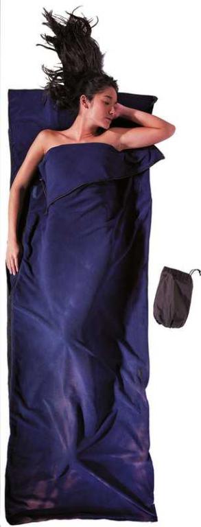 Cocoon Cocoon Fleece Blanket/Sleeping tas