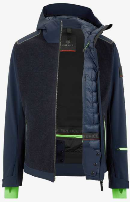 Bogner Bogner Fire + Ice Ilio Ski Ski jas (Overige kleuren)