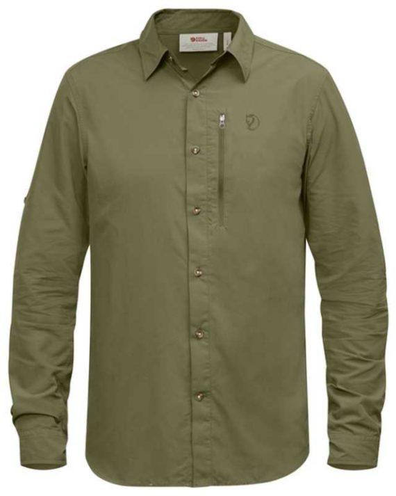 Fjallraven Fjallraven Abisko Hike Shirt met lange mouwen (Overige kleuren)