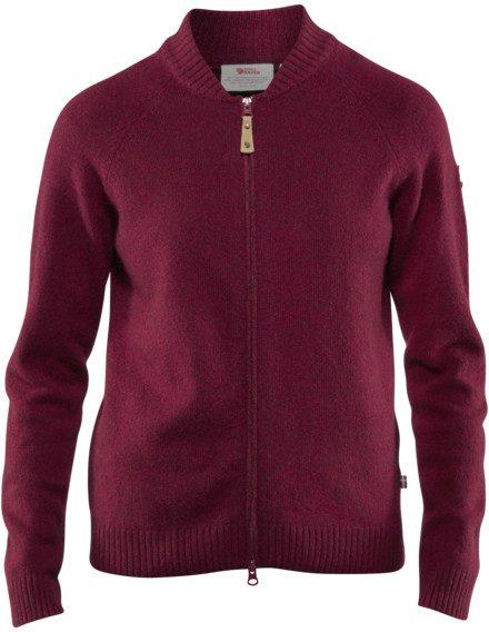 Fjallraven Fjallraven Ovik Re-Wool Zip Ski jas dames's (Overige kleuren)