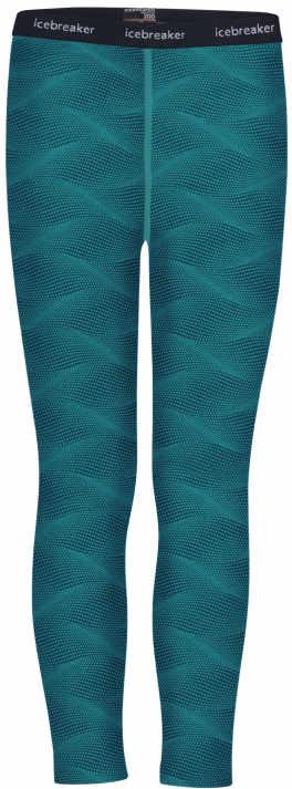 Icebreaker Icebreaker Kids 200 Oasis Leggings Curve (Overige kleuren)
