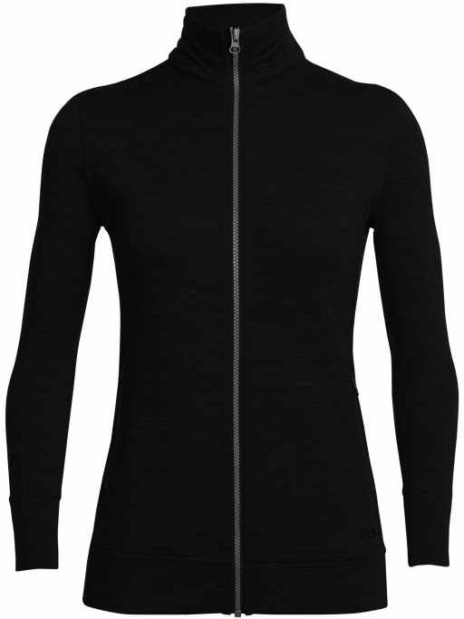 Icebreaker Icebreaker women's RealFLEECE® Dia Long Sleeve Zip (Overige kleuren)