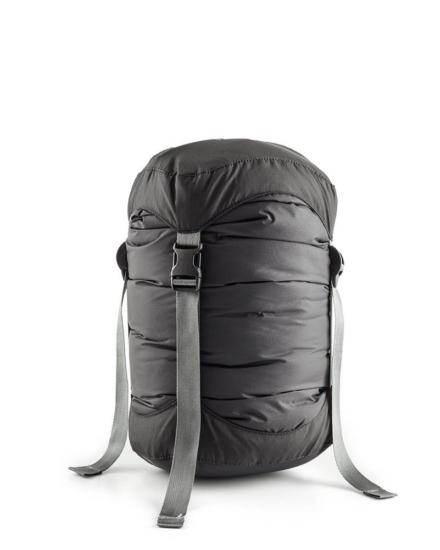 Lowe Alpine Airstream drybag compression 7 tot 20 l zwart