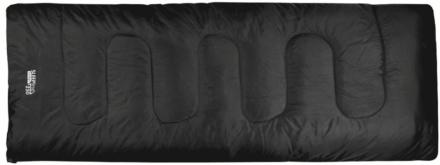 Highlander Sleepline 250 rechte slaapzak zwart
