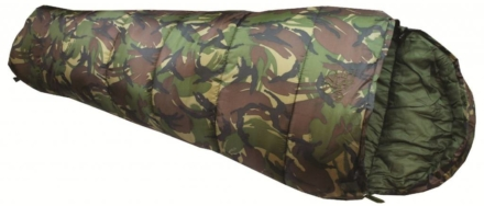 Pro-force Cadet Junior 350 mummy slaapzak camouflage