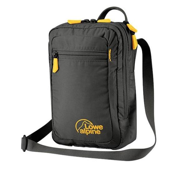 Lowe Alpine Flight case organizer tas- zwart