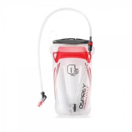 Osprey Hydraulics LT 1.5L Reservoir drinksysteem Rood