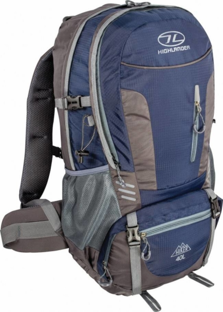 Highlander Hiker backpack 40 liter blauw