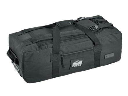 Defcon5 Travelbag 70 liter convertible zwart