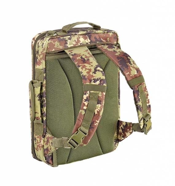 Defcon5 Tactical laptop pack Vegitato Italiano