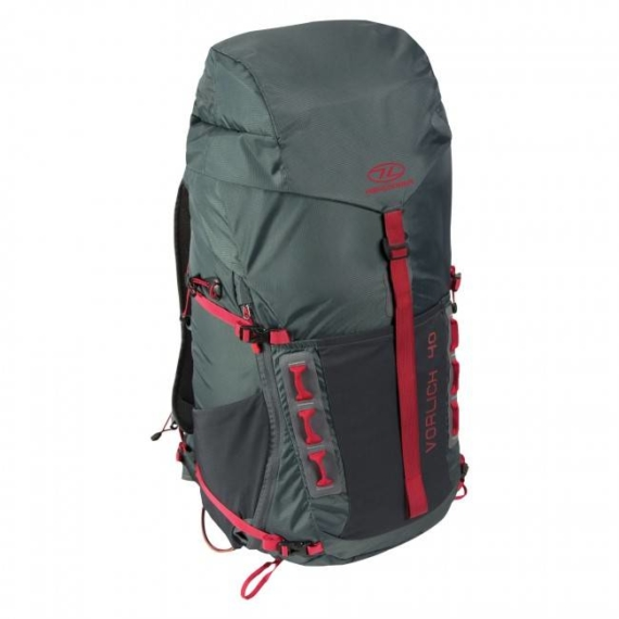 Highlander Vorlich 40l backpack zwart