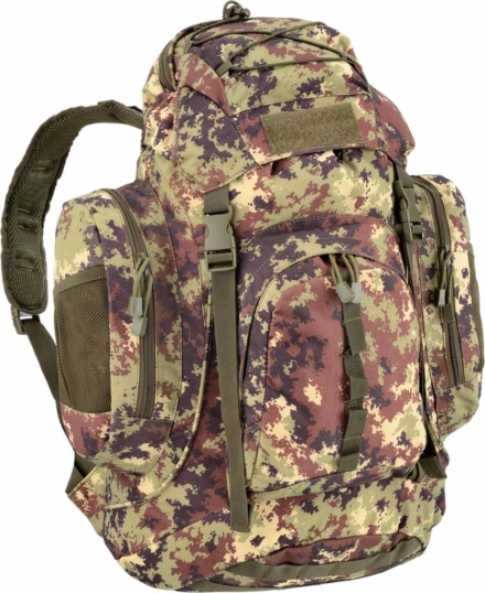 Defcon5 Tactical Assault 50l backpack Cammo Vegetato Italiano