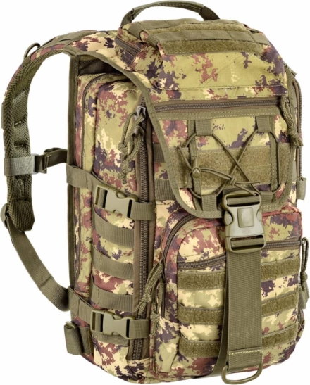 Defcon5 Easy Pack legerrugzak 45L Cammo Vegetato Italiano