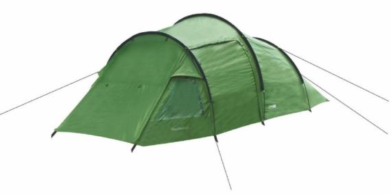 Highlander Hawthorn tweepersoons tent groen