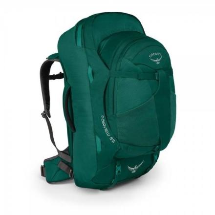 Osprey Fairview WS/WM -55l backpack dames Rainforest Green