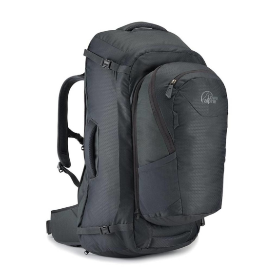 Lowe Alpine AT Voyager ND 55+15l backpack dames Anthracite