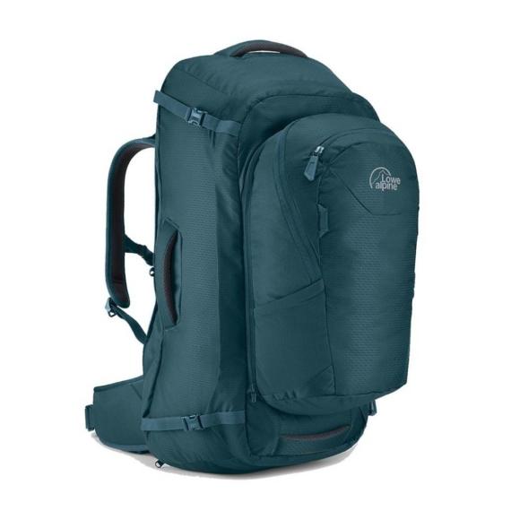 Lowe Alpine AT Voyager ND 55+15l backpack dames Mallard