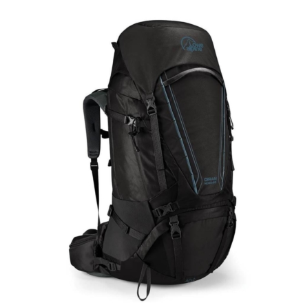 Lowe Alpine Diran ND 50:60l backpack dames Anthracite