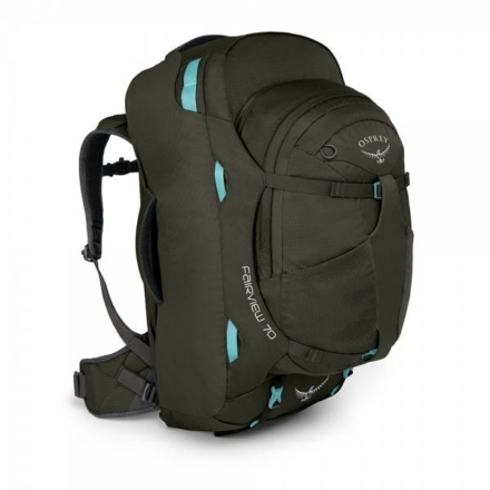 Osprey Fairview WS/WM 70l backpack dames Misty Grey