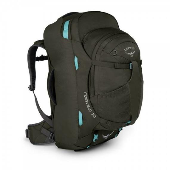 Osprey Fairview WS/WM 70l backpack dames Misty Grey