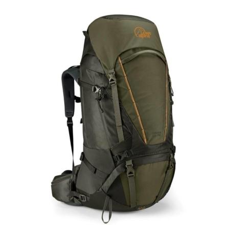 Lowe Alpine Diran 65:75l backpack Moss Dark Olive