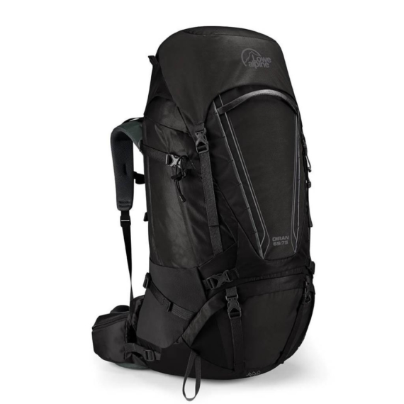 Lowe Alpine Diran 65:75l backpack Anthracite Grey
