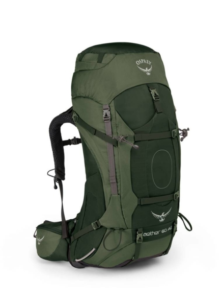 Osprey Aether AG 60l backpack heren Adirondack Green