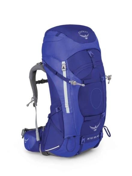 Osprey Ariel AG 65l damesbackpack Tidal Blue