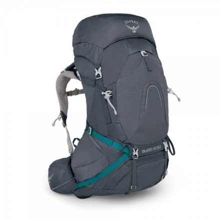 Osprey Aura AG 50l backpack dames Vestal Grey