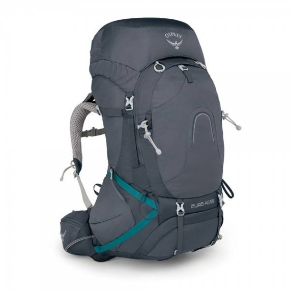 Osprey Aura AG 65l backpack dames Vestal Grey