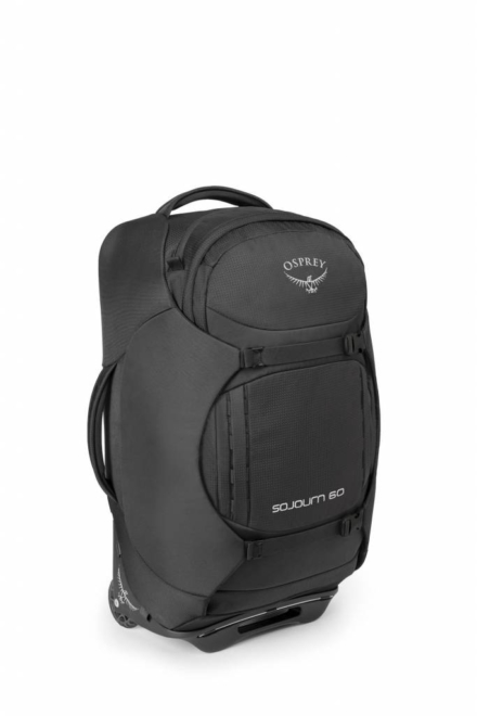 Osprey Sojourn 60l convertible Flash zwart