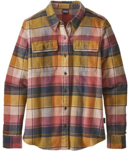 Patagonia Patagonia W's L/S Fjord Flannel Shirt (Overige kleuren)