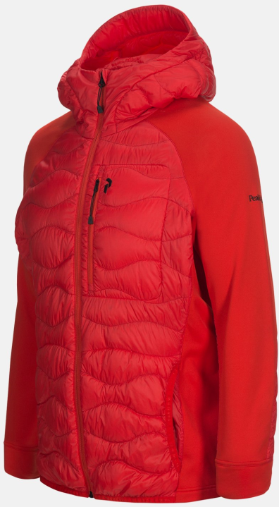 Peak performance Peak Performance Men's Down Helium Hybrid Hood Ski jas (Overige kleuren)