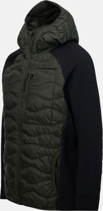 Peak performance Peak Performance Men's Down Helium Hybrid Hood Ski jas (Overige kleuren)
