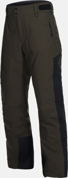 Peak performance Peak Performance Men's Padded HipeCore+ Maroon Race Ski broek (Overige kleuren)