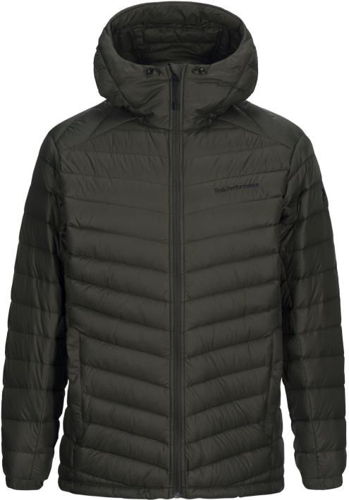 Peak performance Peak Performance Men's Pertex Frost Down Hooded Ski jas (Overige kleuren)