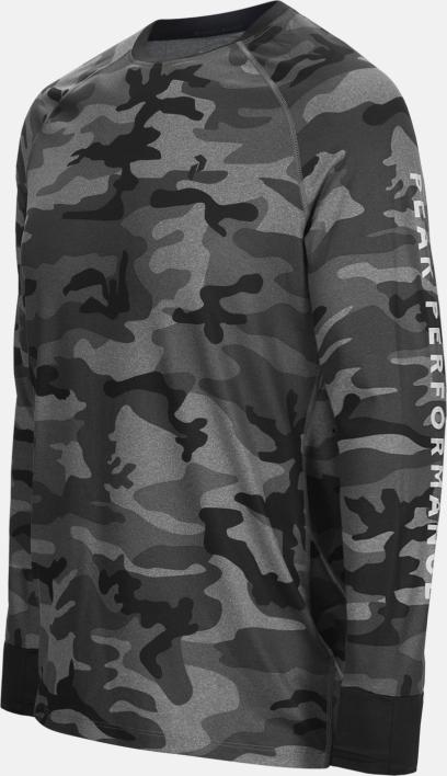Peak performance Peak Performance Men's Soft Spririt Printed Longsleeve (Overige kleuren)