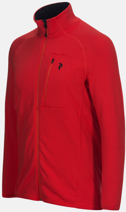 Peak performance Peak Performance men's Waitara Stretchy Zip-up Midlayer (Overige kleuren)