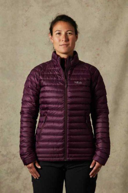 Rab Rab Microlight Ski jas dames (Overige kleuren)