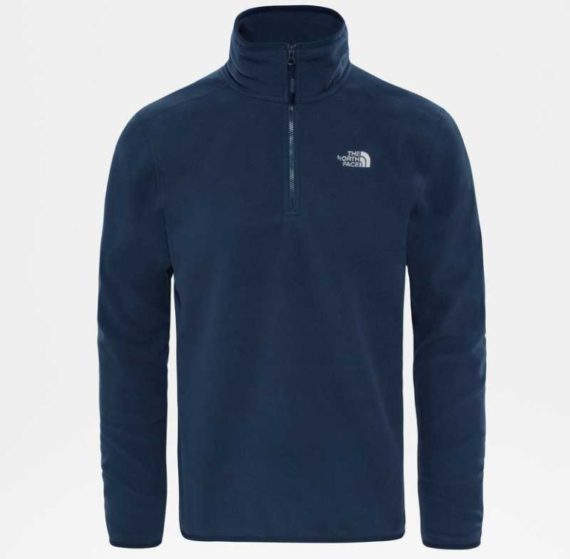 The north face The North Face Men's 100 Glacier 1/4 Zip (Overige kleuren)