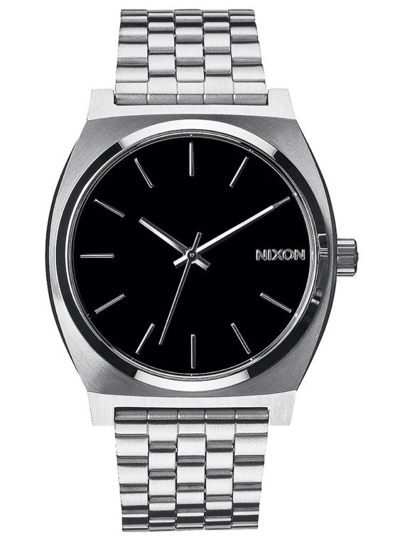 Nixon The Time Teller zwart