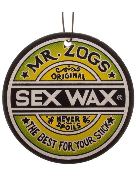 Sex Wax Car Air Freshener bruin
