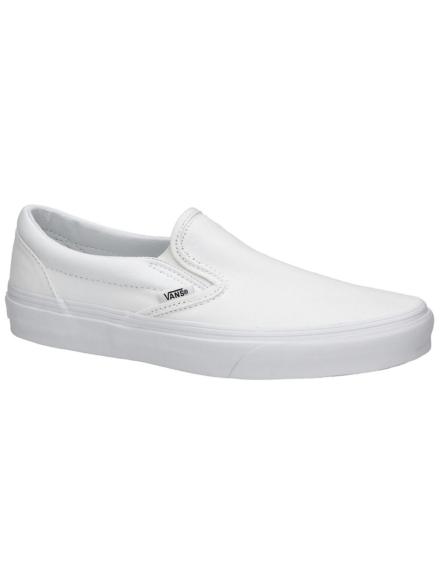 Vans Classic Slip-Ons wit