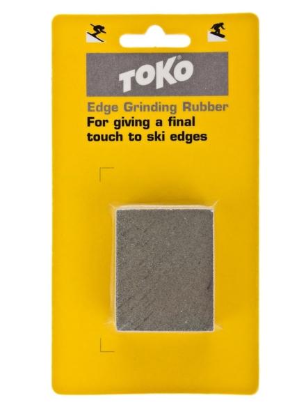 Toko Edge Grinding Rubber grijs