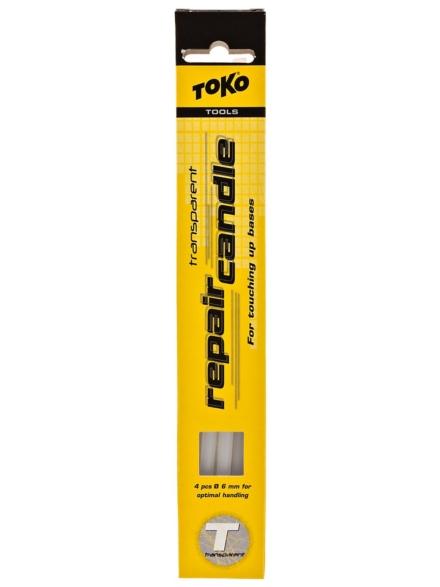 Toko Repair Candle 6mm transparent wit