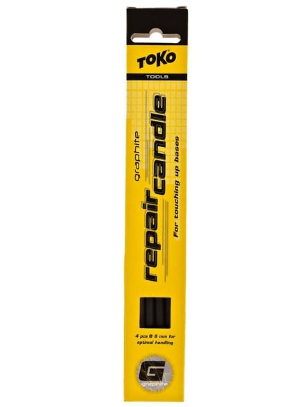 Toko Repair Candle 6mm graphite grijs