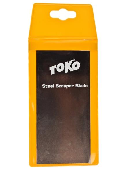 Toko Steel Scraper Blade patroon