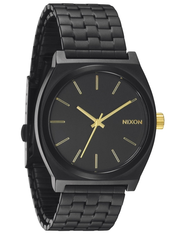 Nixon The Time Teller zwart